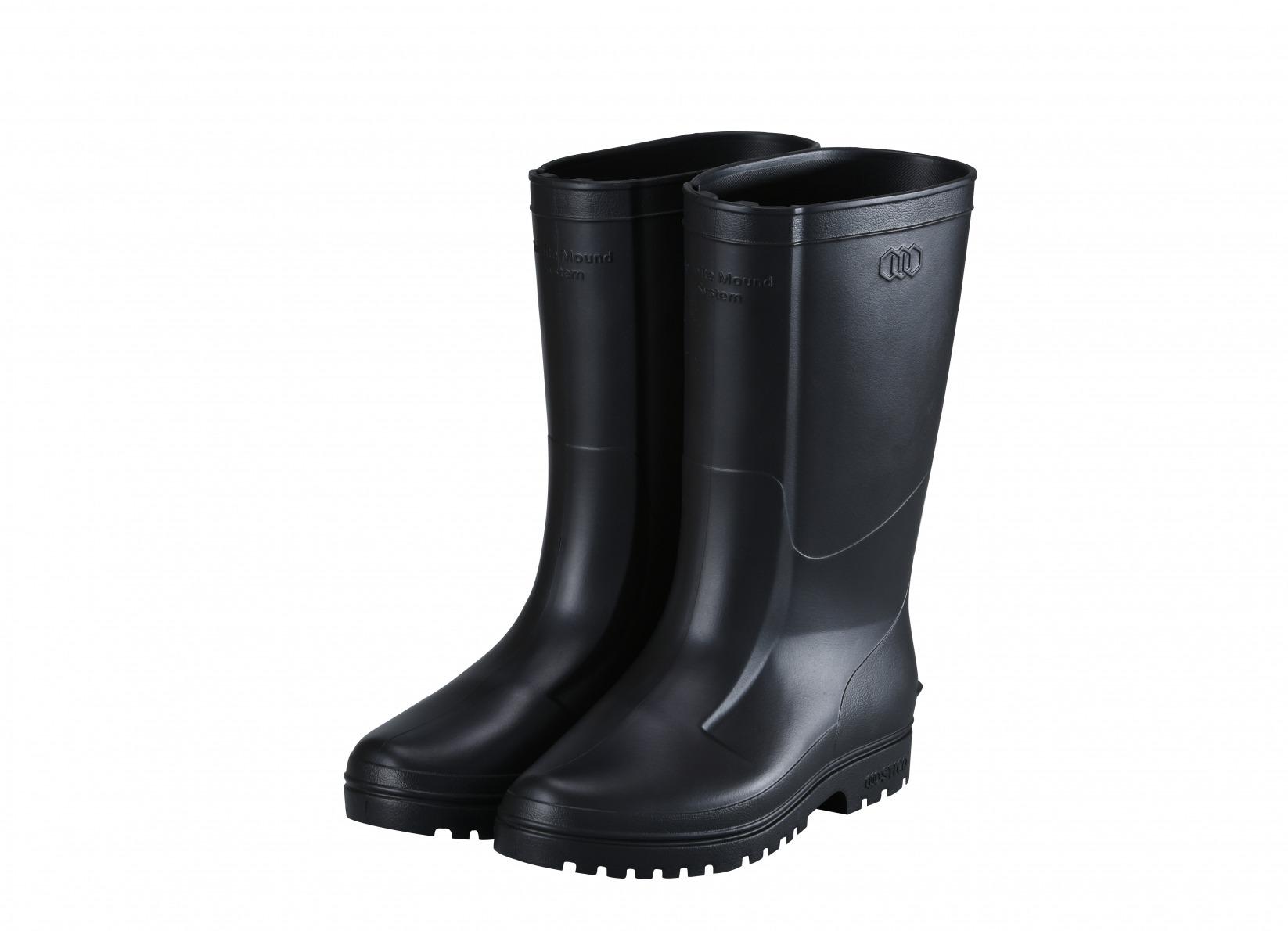 STICO SEB-10 長靴タイプ ブラック/ホワイト